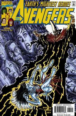 The Avengers Vol. 3 (1998-2004) (Comic-Book) #30