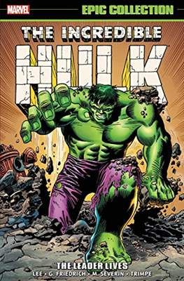 The Incredible Hulk Epic Collection #3