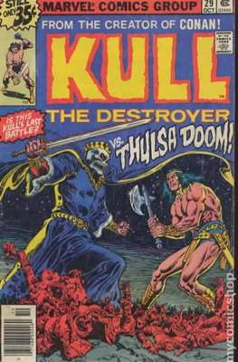 Kull the Conqueror / Kull the Destroyer (1971-1978) (comic-book) #29