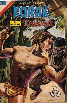 Korak, el hijo de Tarzán (Grapa 36 pp) #48