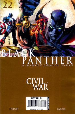 Black Panther Vol. 4 (2005-2008) (Grapa) #22