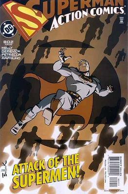Action Comics Vol. 1 (1938-2011; 2016-) (Comic Book) #802