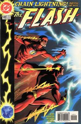 The Flash Vol. 2 (1987-2006) (Comic Book) #149