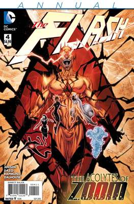 The Flash vol. 4 Annual (2011-2015) (Comic Book) #4