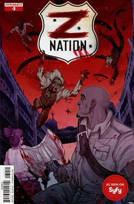 Z Nation (Comic book) #3