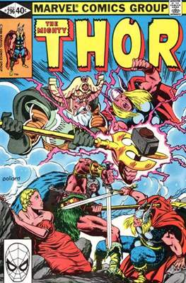 Journey into Mystery / Thor Vol 1 (Comic Book) #296