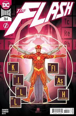 Flash Comics / The Flash (1940-1949, 1959-1985, 2020-) #764