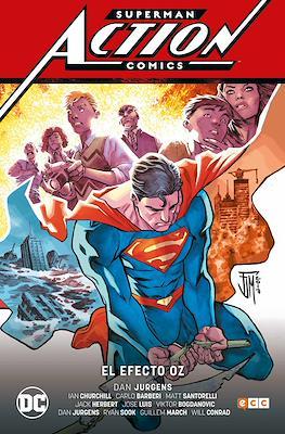 Superman: Action Comics. Renacimiento (Cartoné 256 pp) #3