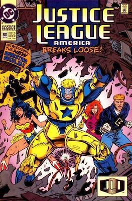 Justice League / Justice League International / Justice League America (1987-1996) (Comic-Book) #80