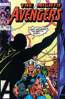 The Avengers Vol. 1 (1963-1996) (Comic Book) #242