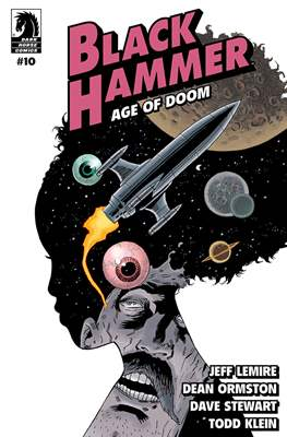 Black Hammer: Age of Doom (Comic Book) #10
