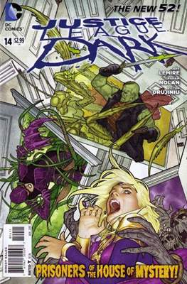 Justice League Dark Vol. 1 (2011-2015) (Comic-Book) #14