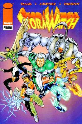Stormwatch Preview