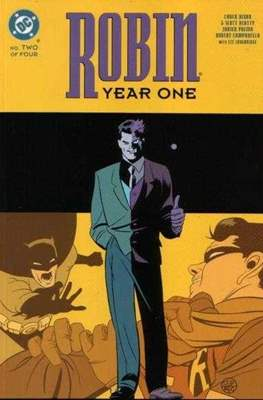 Robin. Year One (Softcover 48-52 pp) #2