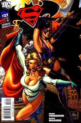 Superman / Batman (2003-2011) (saddle-stitched) #27