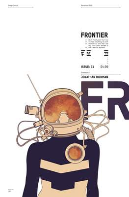 Frontier (Comic-book/digital) #1
