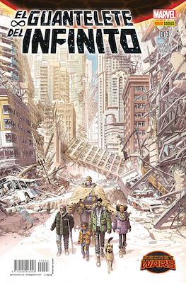 Secret Wars: El Guantelete del Infinito #3