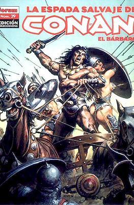 La Espada Salvaje de Conan el Bárbaro. Edición coleccionistas (Rústica. 64 páginas. B/N. (2005-2008).) #29