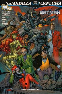 Batman (Grapa 48 pp) #32