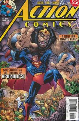 Action Comics Vol. 1 (1938-2011; 2016-) (Comic Book) #814