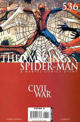 The Amazing Spider-Man Vol. 2 (1999-2014) (Comic-Book) #536