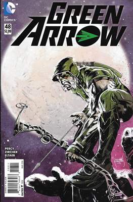 Green Arrow vol. 5 (2011-2016) (Comic Book) #48