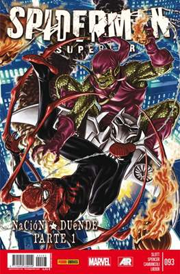 Spiderman Vol. 7 / Spiderman Superior / El Asombroso Spiderman (2006-) (Rústica) #93