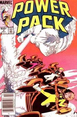 Power Pack (1984-1991; 2017) (Grapa) #3