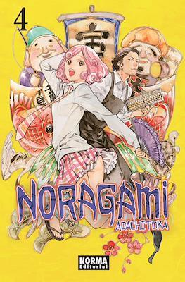 Noragami (Rústica con sobrecubierta) #4