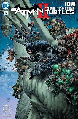 Batman / Teenage Mutant Ninja Turtles II (Comic Book) #6