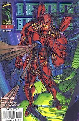 Heroes Reborn: Iron Man (1997-1998) (Grapa 24 pp) #1