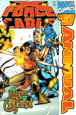 X-Force Annual (Comic Book) #6