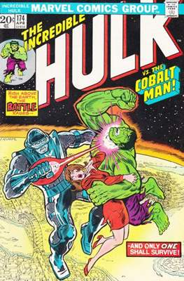 The Incredible Hulk Vol.1 (Saddle-stitched. 1962-1999) #174