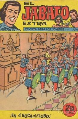 El Jabato extra (Grapa,) #11