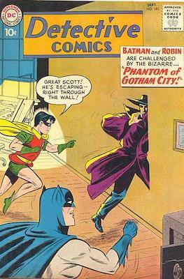 Detective Comics Vol. 1 (1937-2011; 2016-) (Comic Book) #283