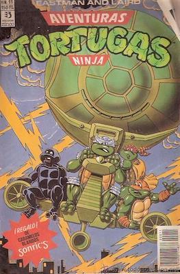 Aventuras Tortugas Ninja (Grapa) #11