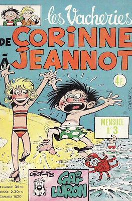 Les Vacheries de Corinne à Jeannot (Broche pocket 132 pp) #3