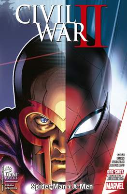 Civil War II: Spider-Man + X-Men