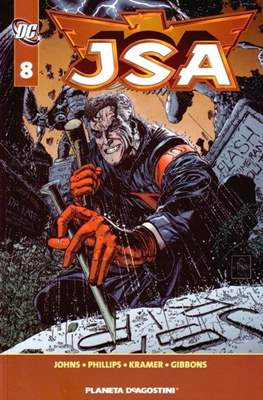 JSA (2005-2007) (Rústica 112-144 pp) #8
