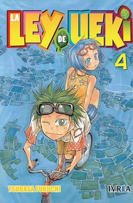 La Ley de Ueki #4