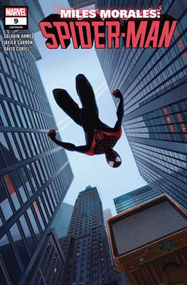 Miles Morales: Spider-Man (2018) (Comic Book) #9
