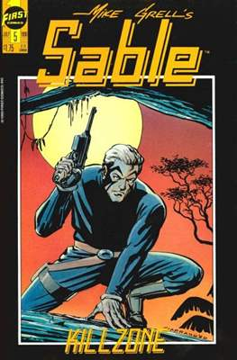 Mike Grell's Sable (1990) (Grapa) #5