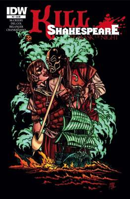 Kill Shakespeare: The Mask of Night #2