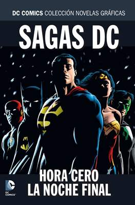 Colección Novelas Gráficas DC Comics: Sagas DC (Cartoné) #4