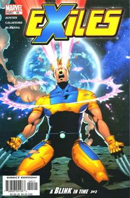 Exiles Vol 1 (Comic book) #45