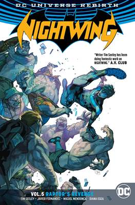 Nightwing (2016) (Softcover) #5