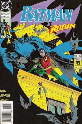 Batman (1987-1993) (Grapa) #62
