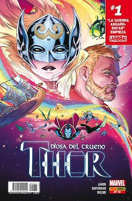 Thor / El Poderoso Thor / Thor - Dios del Trueno / Thor - Diosa del Trueno / El Indigno Thor (2011-) (Grapa) #72