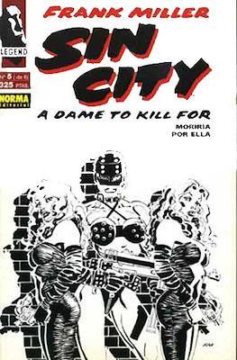 Sin City. Moriría por ella #5