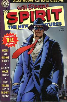 The Spirit. The New Adventures (Comic book. grapa.) #1
